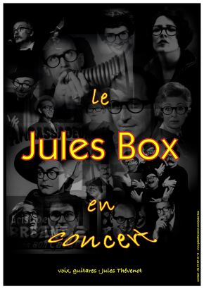 affiche jules box